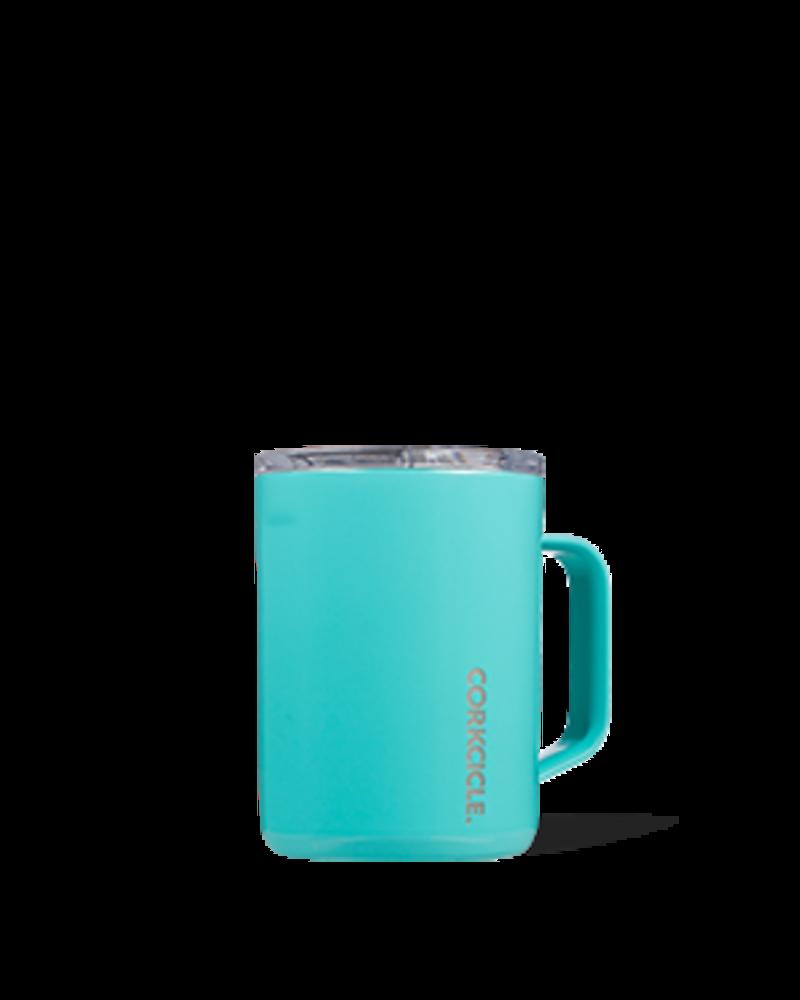CORKCICLE Corkcicle Turquoise Mug