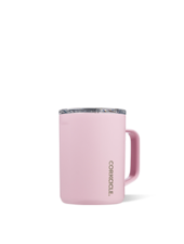 CORKCICLE Rose Quartz 16 oz Coffee Mug