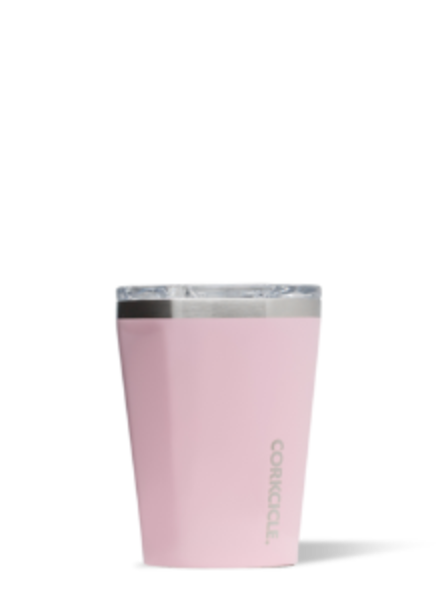 CORKCICLE Rose Quartz 12 oz Tumbler