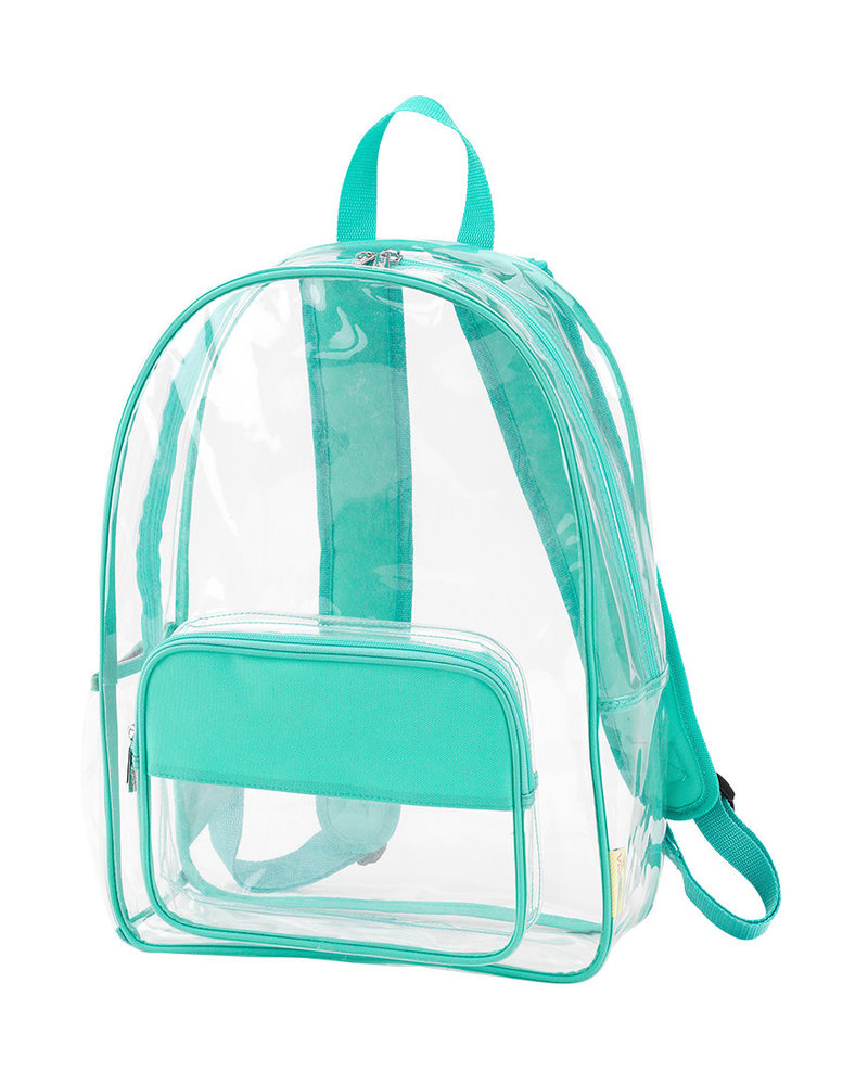 Wholesale Boutique Clear Monogrammed Backpack