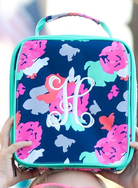 Wholesale Boutique Personalized Floral Lunch Box