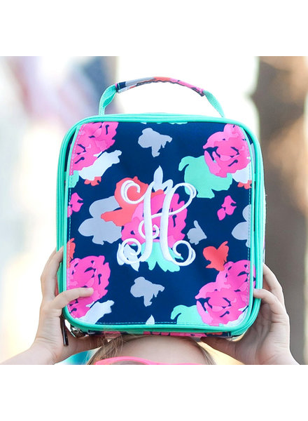 Wholesale Boutique Personalized Floral Lunch Box
