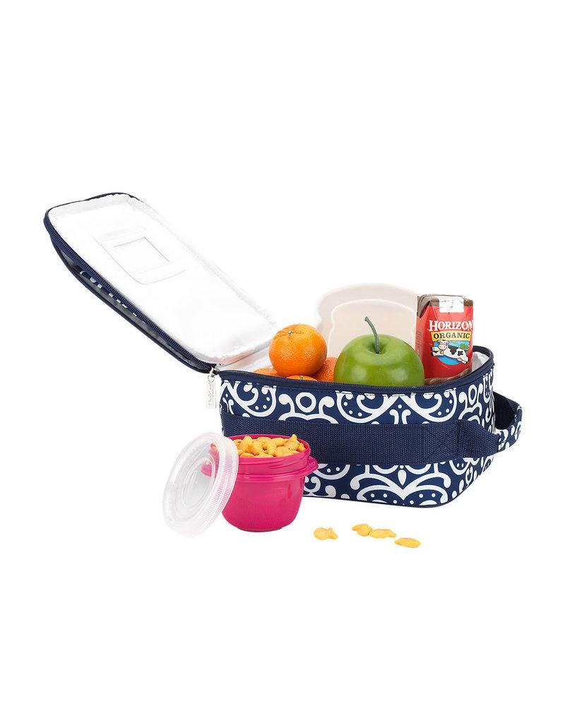 Wholesale Boutique Monogrammed Dani Lunch Box