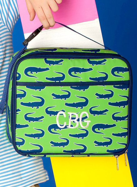 Wholesale Boutique Personalized Gator Lunch Box