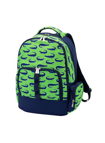 Wholesale Boutique Personalized Gator Backpack