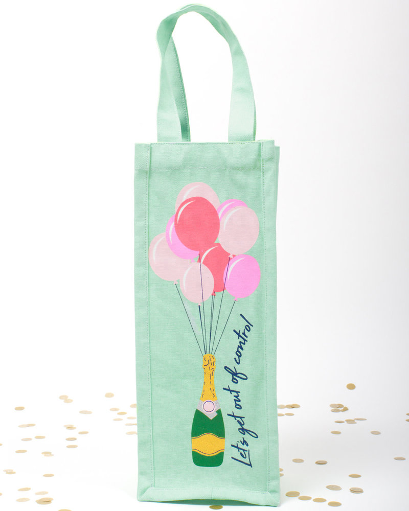 8 Oak Lane Birthday Wine Bag