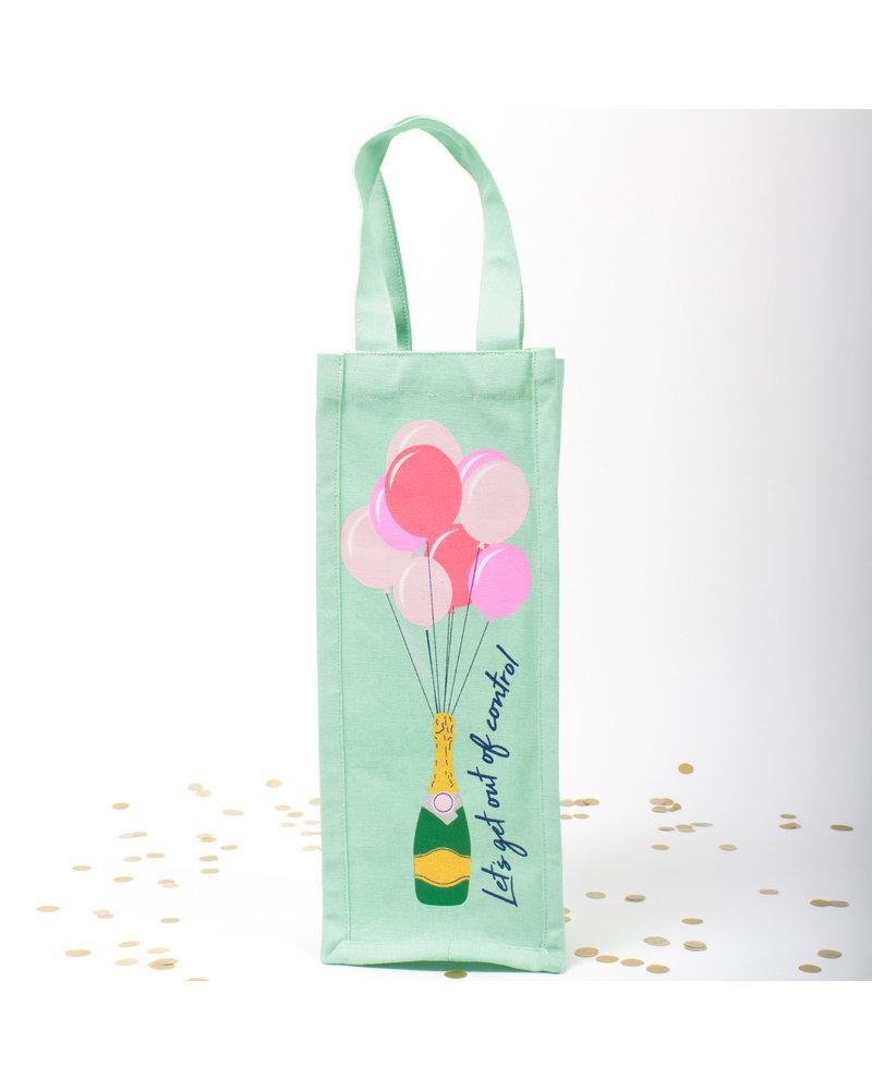 8 Oak Lane Birthday Wine Bag