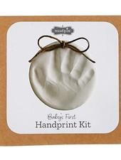 Mudpie Baby's First Handprint Ornament Kit