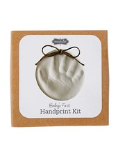 Mudpie Baby's First Handprint Ornament Kit
