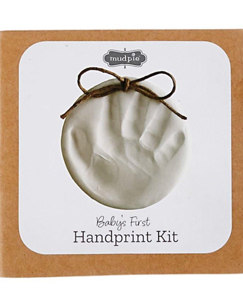 Mudpie Mudpie Baby's First Handprint Kit