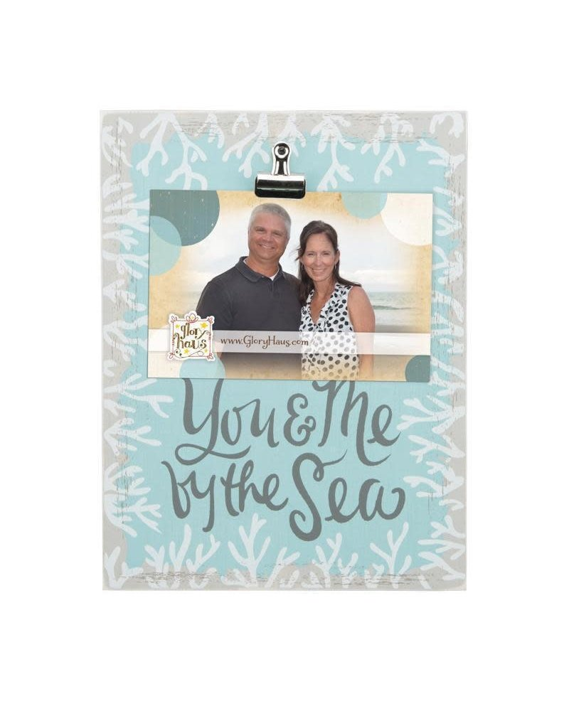 Glory Haus You & Me By the Sea Picture Frame