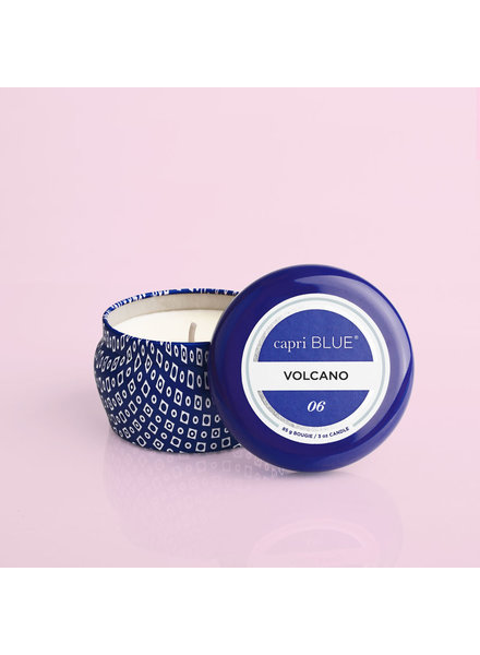 Capri Blue Volcano Mini Tin