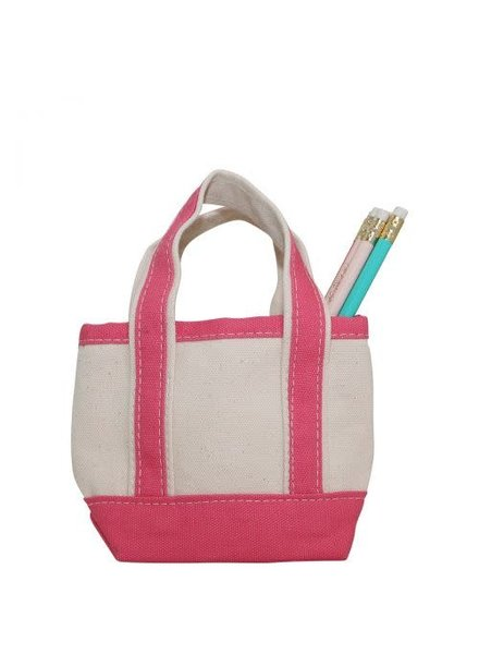 CB Station Mini Boat Tote - 3 Color Choices