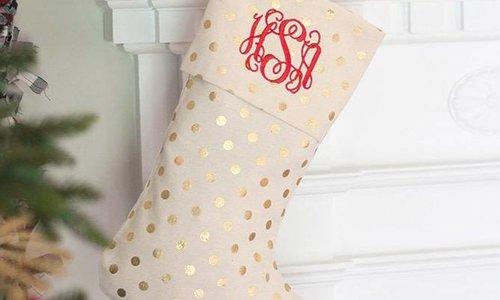 Christmas Stockings & Tree Skirts
