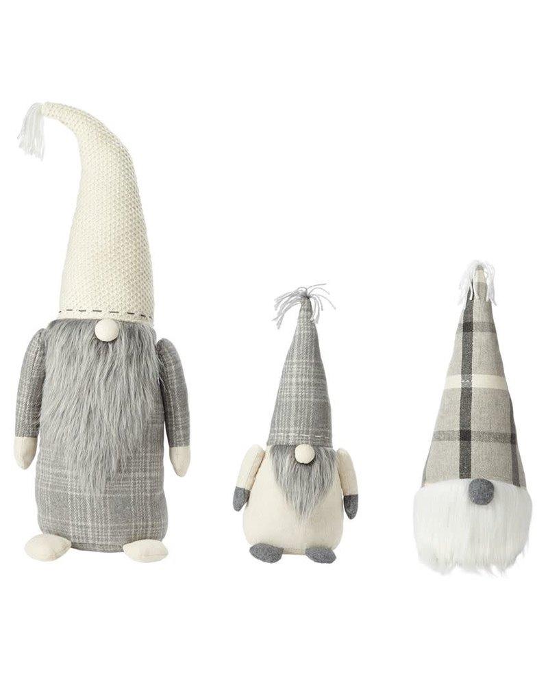 Mudpie Neutral Christmas Gnomes