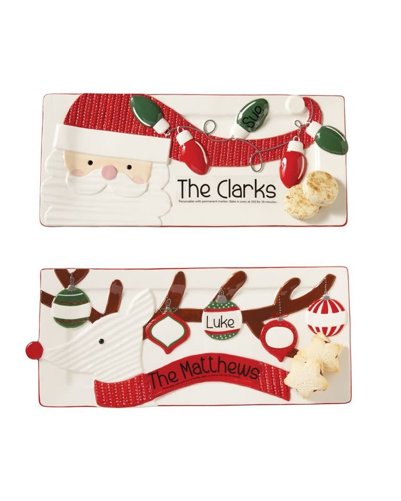 Mudpie Personalized Hostess Trays