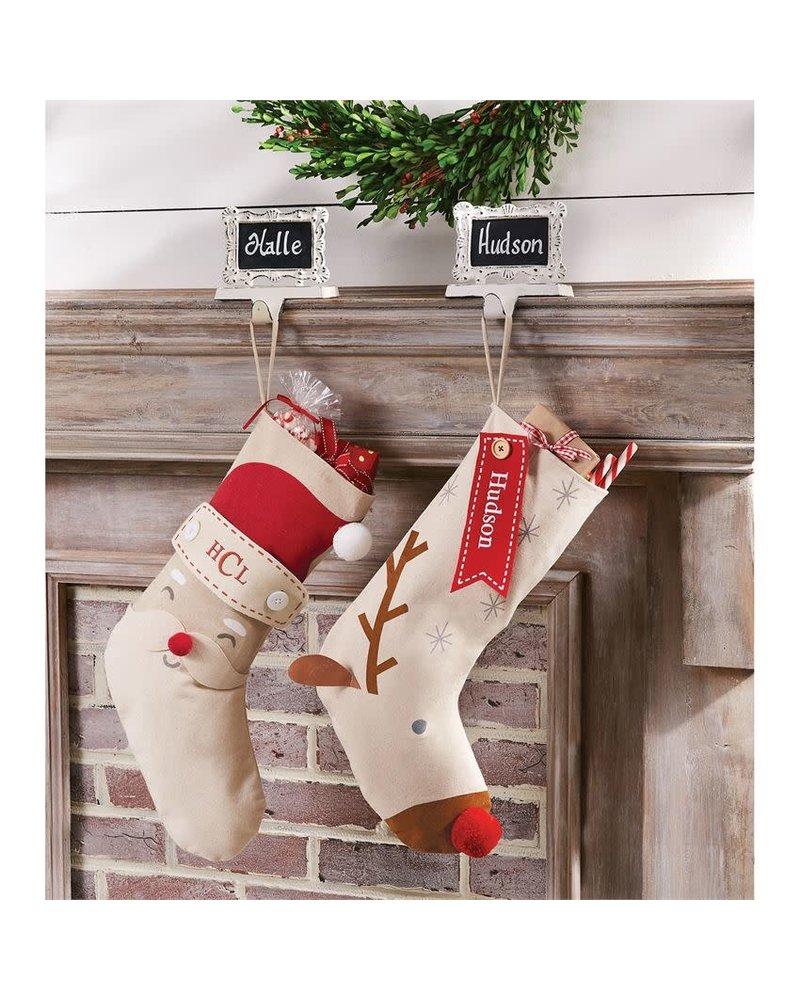 Mudpie Mudpie Personalized Stockings