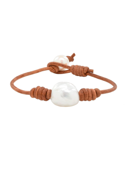 Sea Lustre Sea Lustre Jumbo Surfer Bracelet - 2 Color Options
