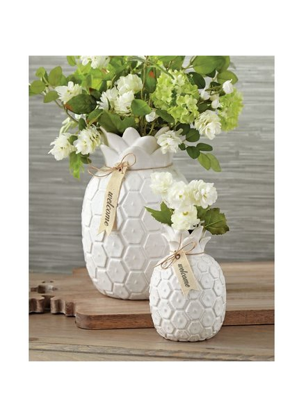 Mudpie Pineapple Vase