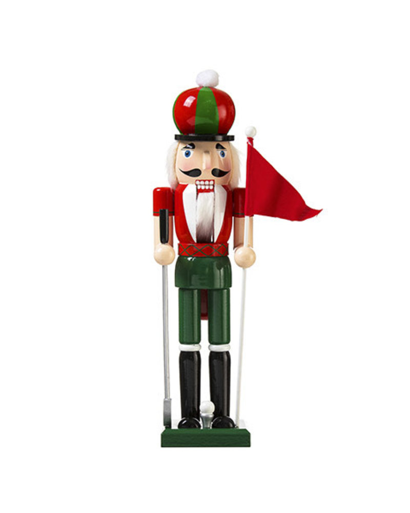 Golf Nutcracker