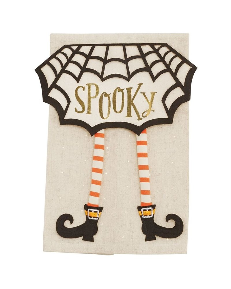 Mudpie Mudpie Dangle Leg Towel