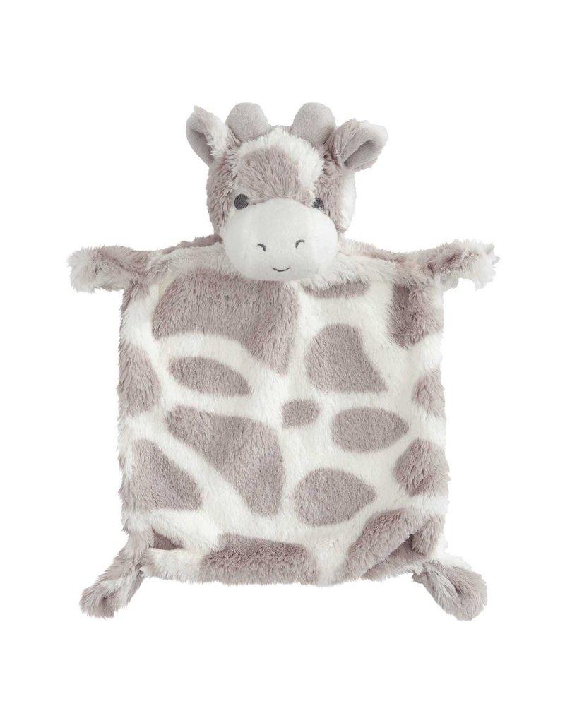 Elegant Baby Giraffe Flatso Security Blankie