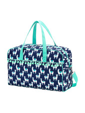 Wholesale Boutique Llama Monogrammed Travel Bag
