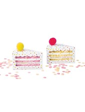 Two's Company Birthday Cake Bath Confetti - 2 Flavors