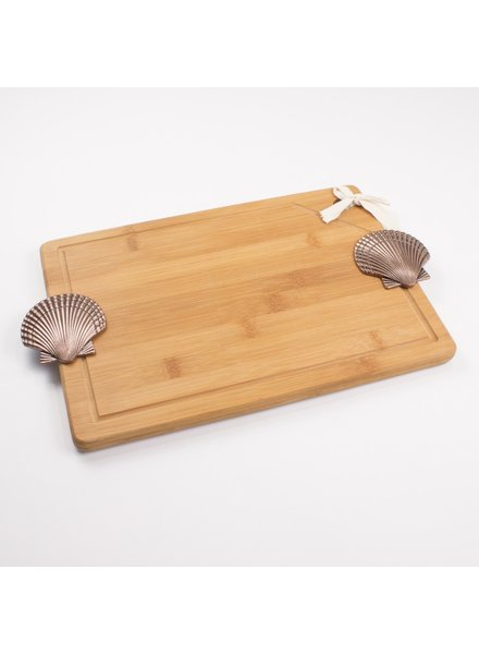 ROYAL STANDARD Seashell Serving Board