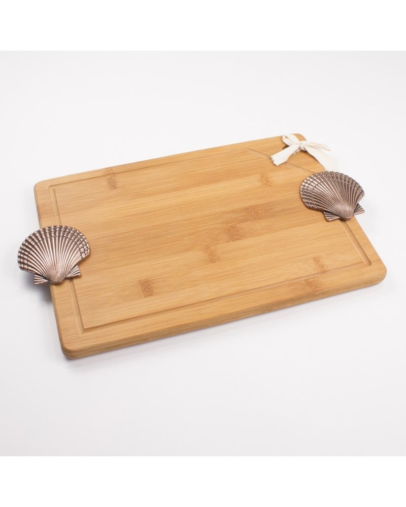 ROYAL STANDARD Seashell Serving Board
