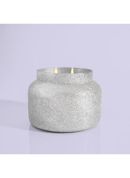 Capri Blue Frosted Fireside Glitter Jumbo Jar
