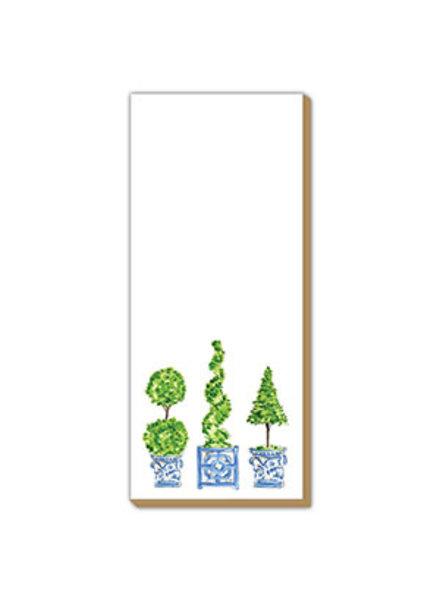 Roseanne Beck Triple Topiary Luxe Skinny Pad