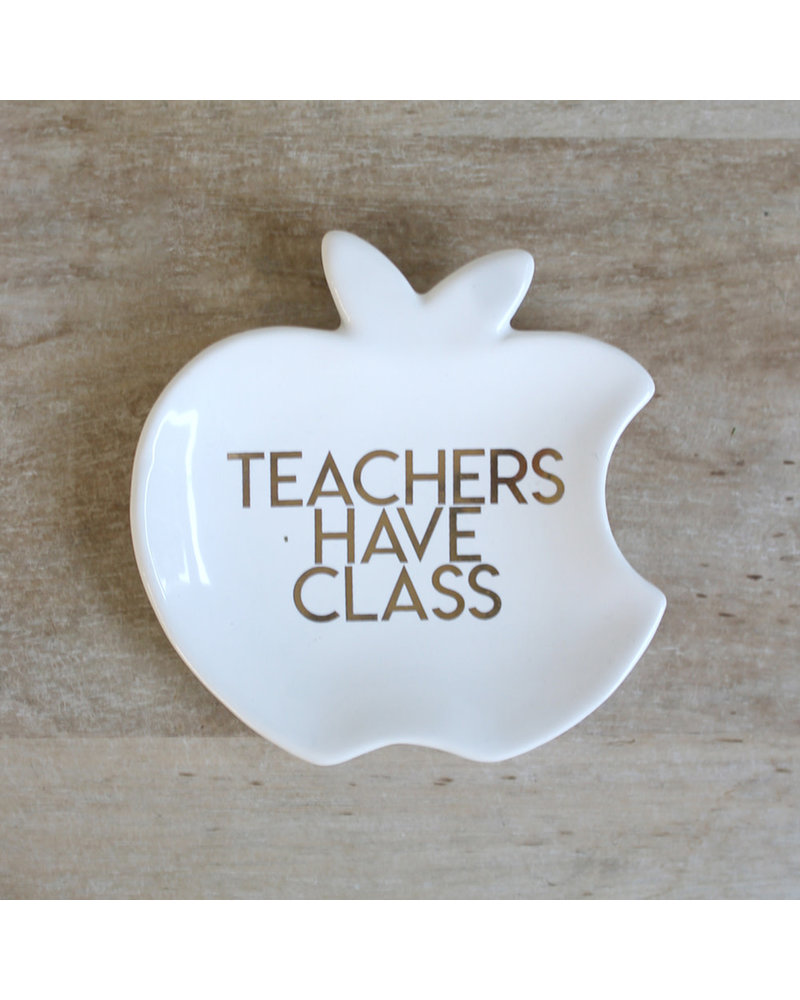 ROYAL STANDARD Teachers Have Class Trinket Dish
