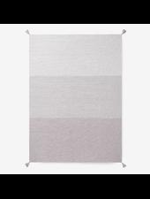 Elegant Baby Gray Ombre Baby Blanket