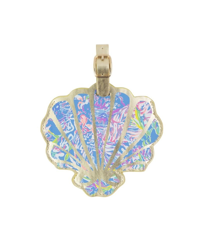 Lilly Pulitzer Lilly Luggage Tag - All Together Now