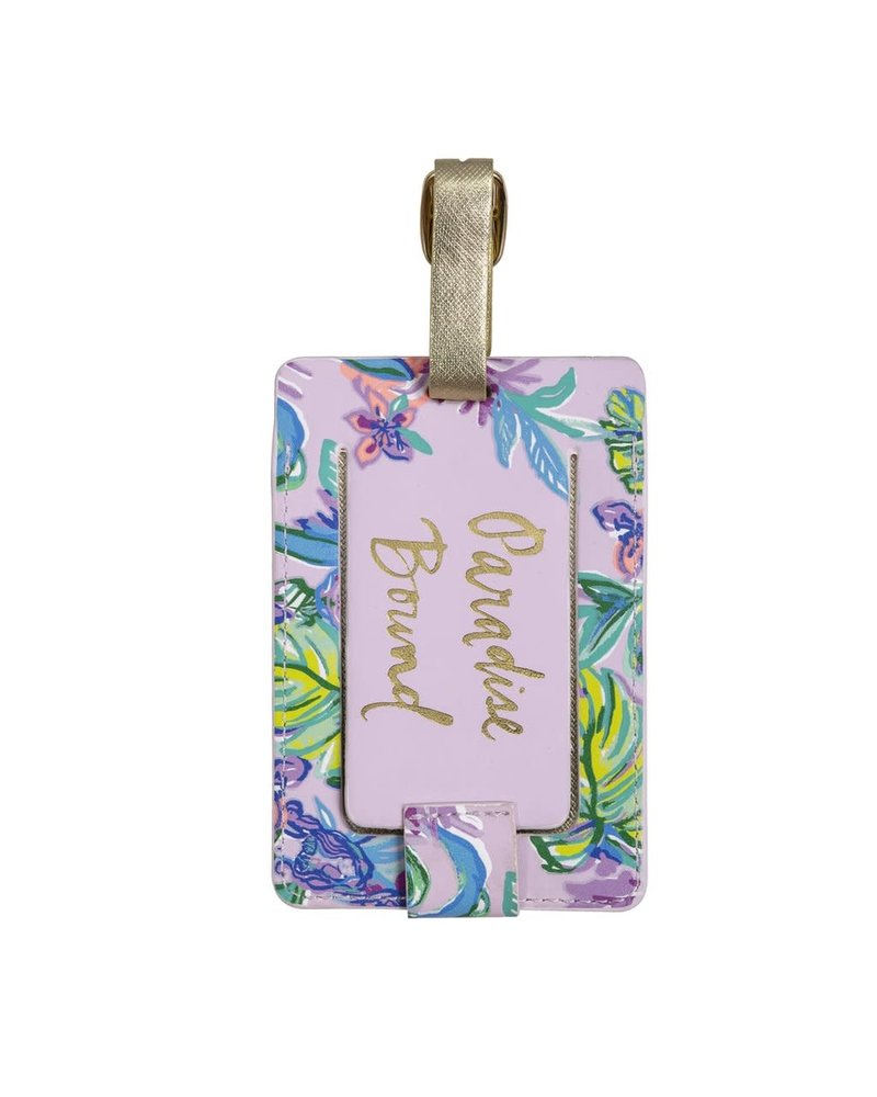Lilly Pulitzer Lilly Luggage Tag - Mermaid In The Shade