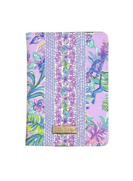 Lilly Pulitzer Lilly Passport Cover - Mermaid In The Shade