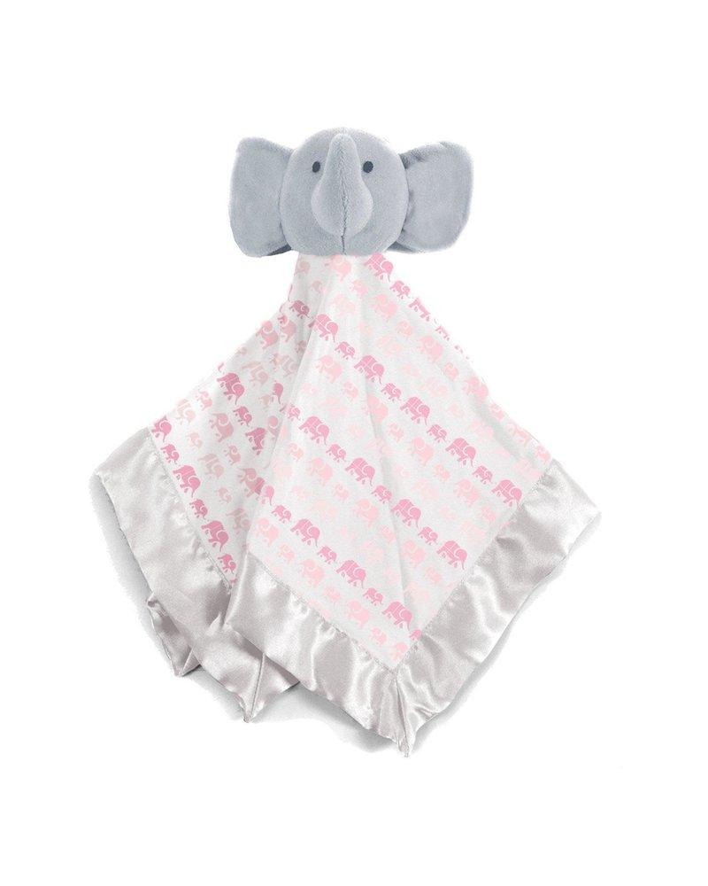 Magnetic Me Magnetic Me Pink Elephants Lovey Blanket