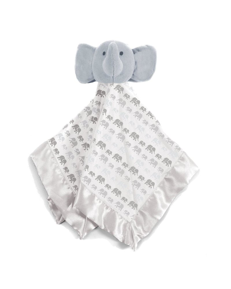 Magnetic Me Magnetic Me Grey Elephants Lovey Blanket