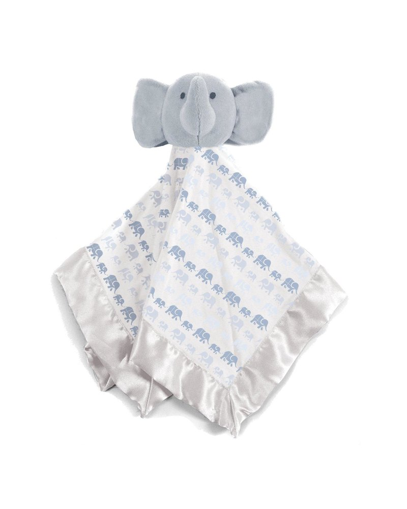 Magnetic Me Magnetic Me Blue Elephants Lovey Blanket