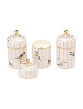 Two's Company Bird Cage Lemon Verbena Candle