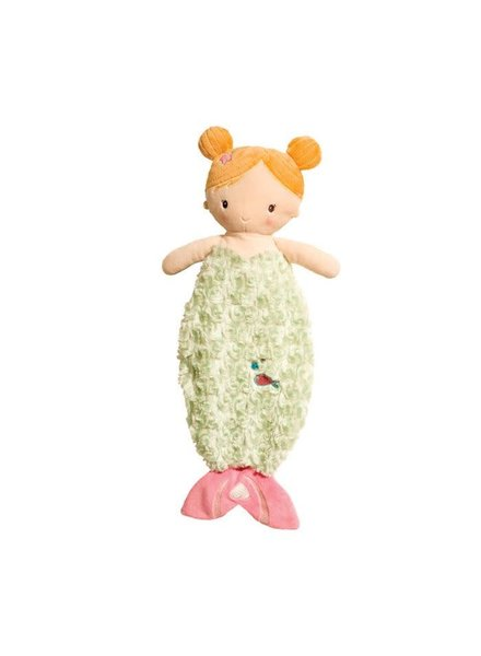 Douglas Baby Mermaid Sshlumpie Doll