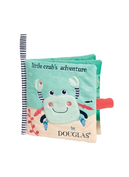 Douglas Baby Crab Baby Activity Book