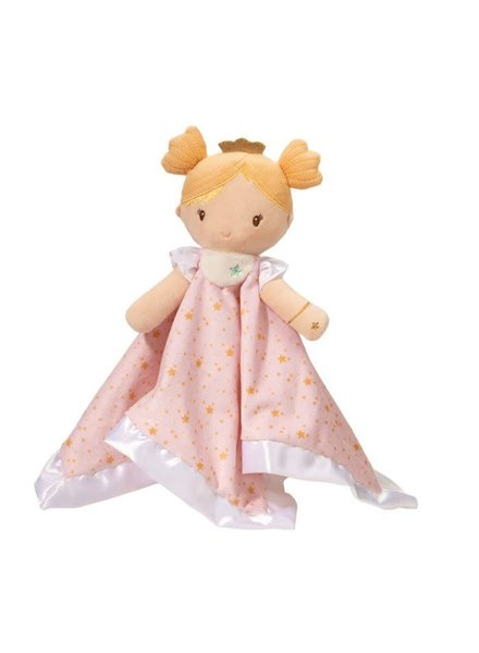 Douglas Baby Princess Monogrammed Lovey
