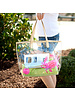 Wholesale Boutique Retreat Crab Clear Tote