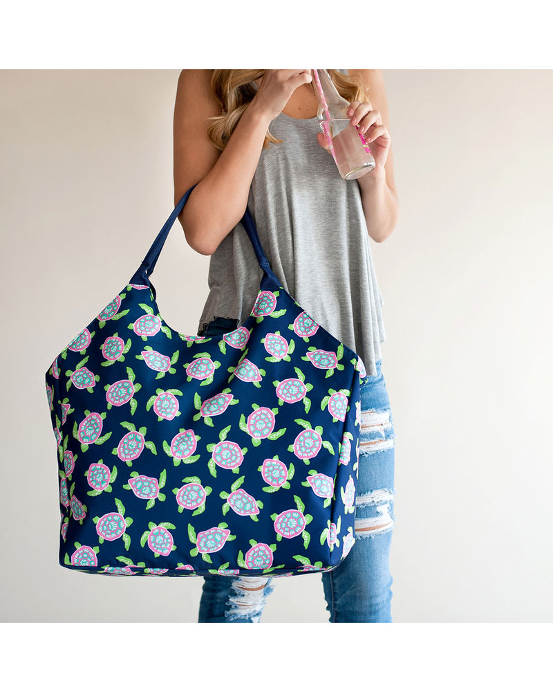 Wholesale Boutique Turtle Bay Beach Bag