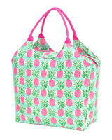 Wholesale Boutique Monogrammed Pineapple Beach Bag
