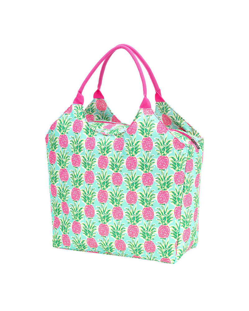 Wholesale Boutique Sweet Paradise Pineapple Beach Bag
