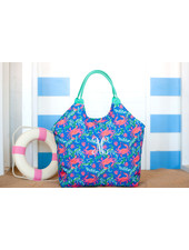 Wholesale Boutique Monogrammed Crab Beach Bag