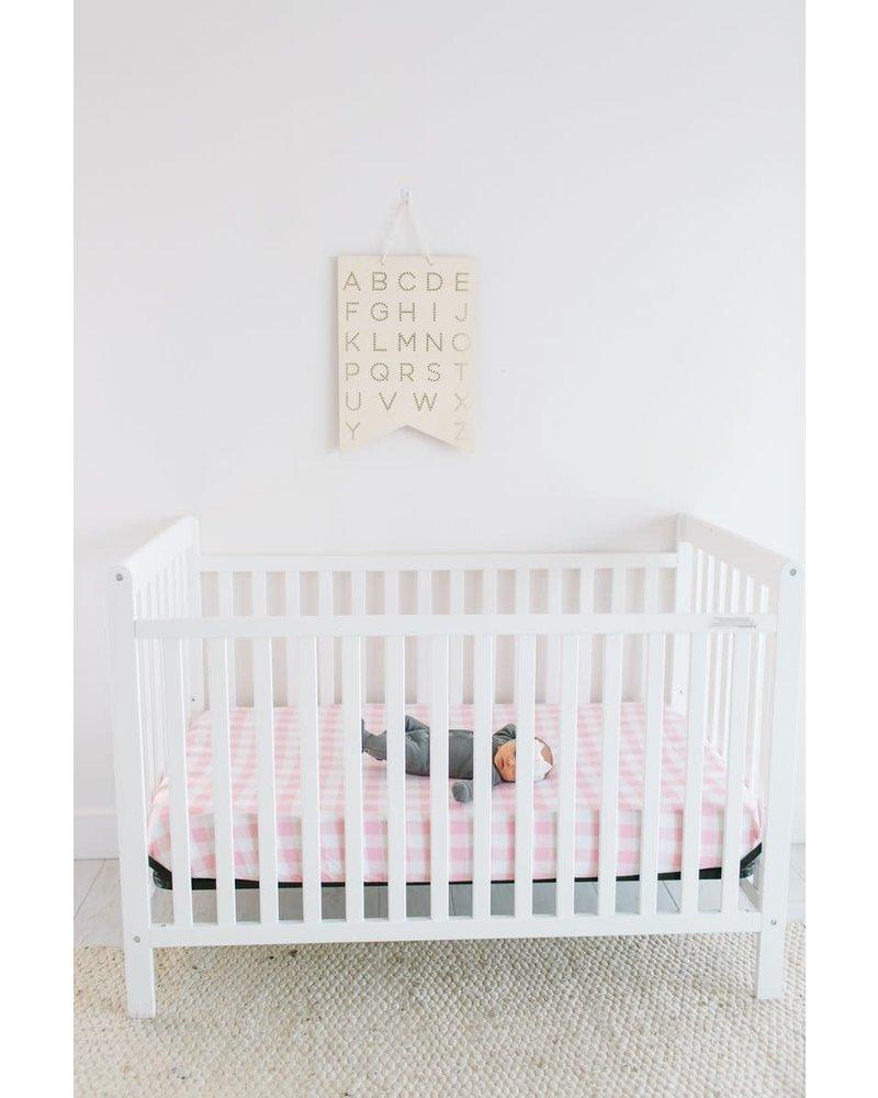 Copper Pearl Copper Pearl Crib Sheet - London